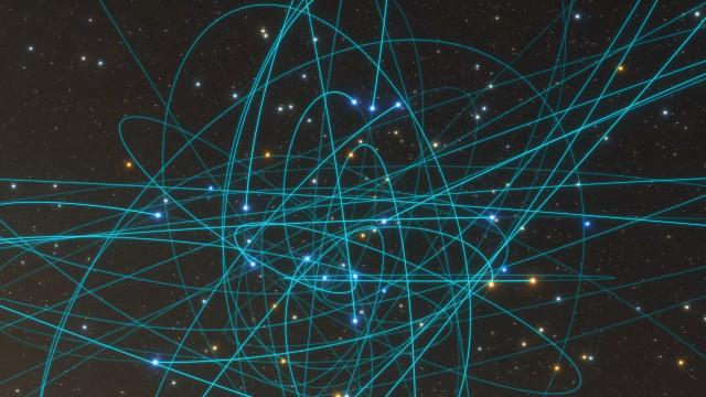 Teoria da Relatividade foi confirmada no centro da nossa galáxia