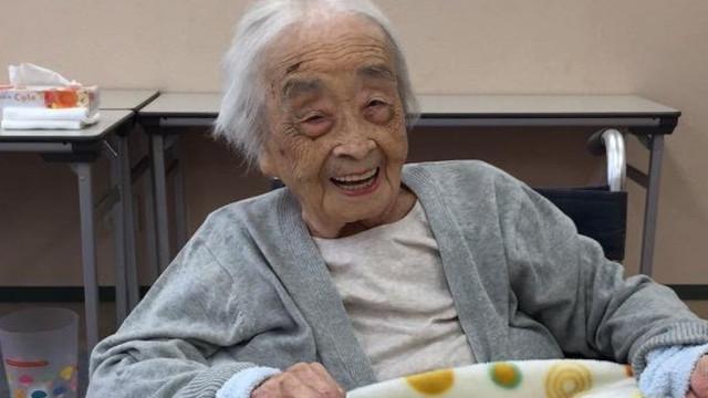 Morreu a pessoa mais velha do mundo aos 117 anos