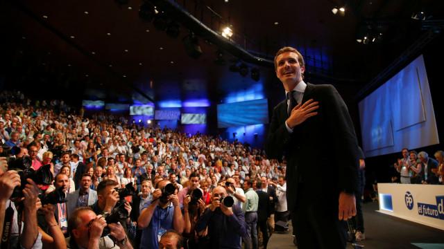 Nova estrutura do Partido Popular espanhol vai ter 17 mulheres
