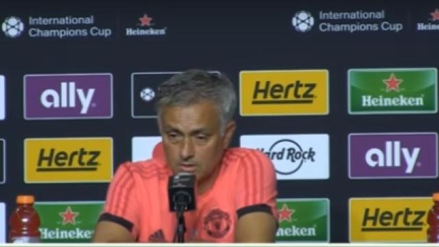 Ronaldo na Juventus? Mourinho já comentou e tem uma teoria