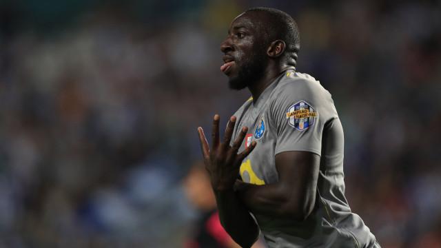 Afastado no FC Porto, Marega é hipótese para o Besiktas