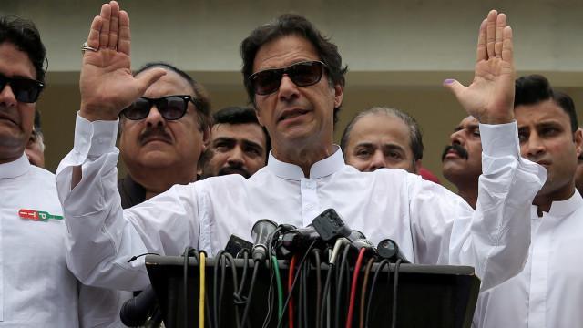 """Paquistão não vai """"fazer mais a guerra de outro"""""""
