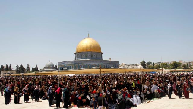 Palestinianos condenam fusão de representações diplomáticas dos EUA