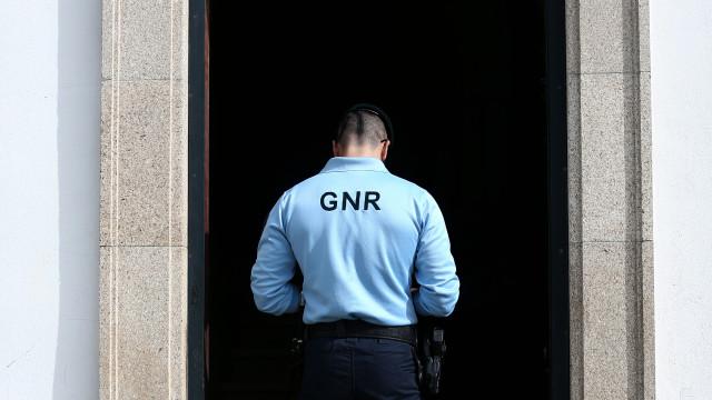 GNR resgatou idosa que caiu em tanque de betão em Marinhais