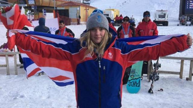 Atleta britânica morre no dia em que completava 18 anos