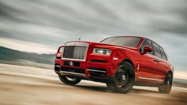 Rolls-Royce junta-se ao mundo dos SUV's