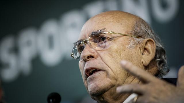Sousa Cintra explica as razões que vetaram o regresso de Rafael Leão