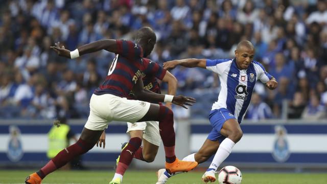 Com chama de campeão, mas… faltam os golos. FC Porto empata com Newcastle