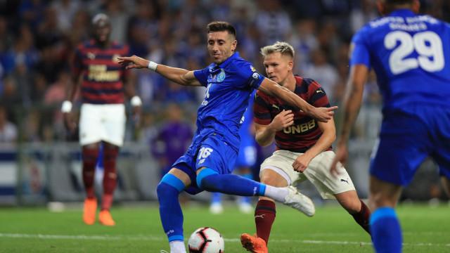 Héctor Herrera rejeita favoritismo do FC Porto