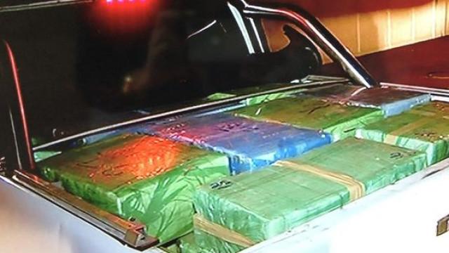Homem apanhado no Brasil com uma tonelada de droga na carrinha