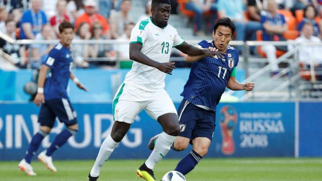 Alfred N'Diaye ganha força para o meio-campo do FC Porto