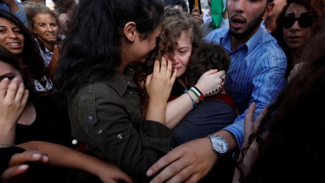 """""""Resistência vai continuar até que a ocupação termine"""", garante Tamimi"""
