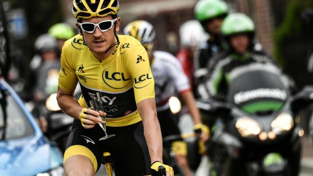 Acabou o Tour: Paris curva-se e coroa o novo 'príncipe' de Gales