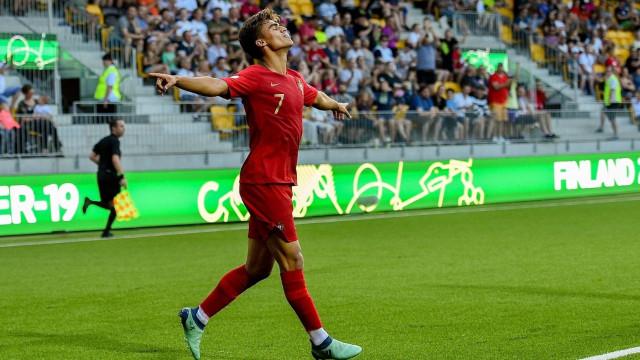 Temos um 'berço' de ouro: Portugal sagra-se campeão da Europa