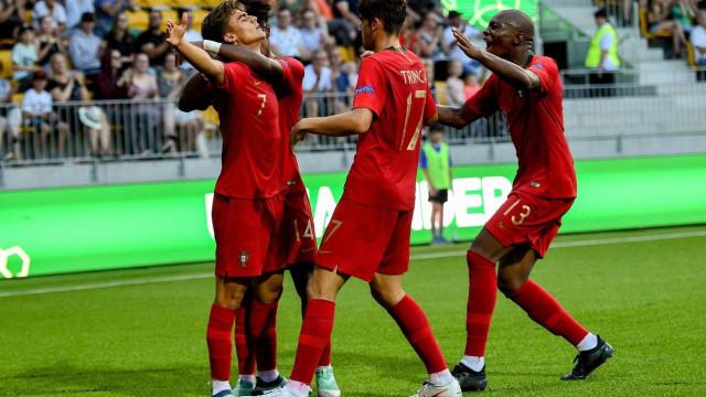Portugal delirou com o triunfo no Europeu. Agora oiça a agonia italiana