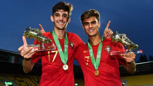 Brilhou por Portugal nos sub-19 e Juventus já o quer ao lado de Ronaldo
