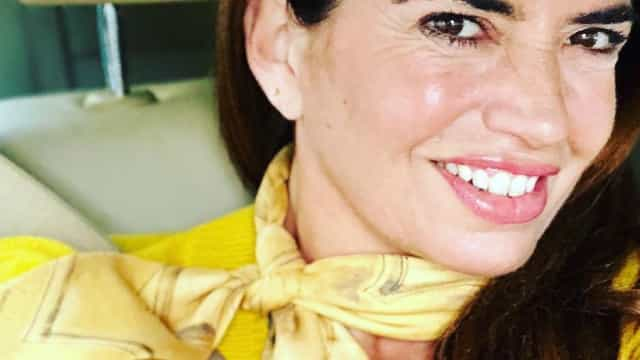 Bárbara Guimarães partilha fotografia romântica ao lado do seu amor