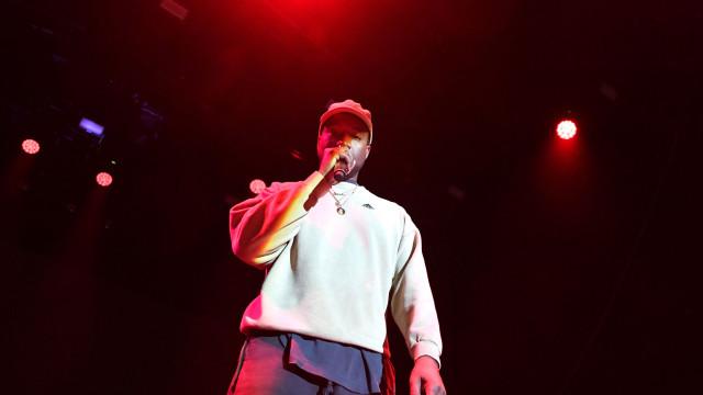 Pai de Kanye West diagnosticado com cancro