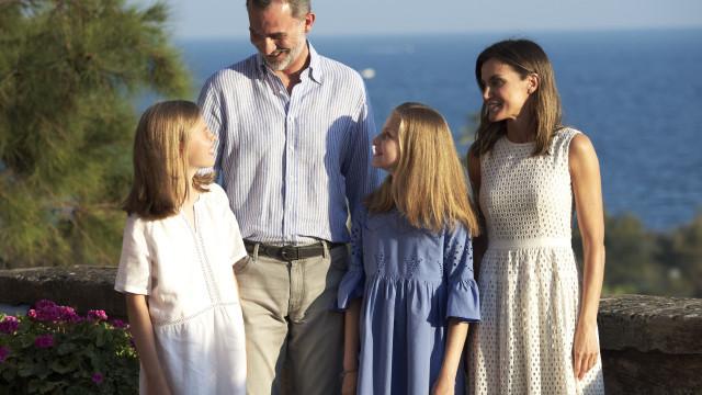 Férias de verão: Reis de Espanha quebram tradição de quatro décadas