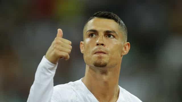 EA Sports volta atrás e repõe imagem de Ronaldo
