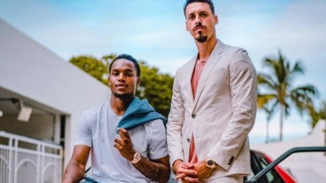 Bayern faz remake de Miami Vice com Renato Sanches como protagonista