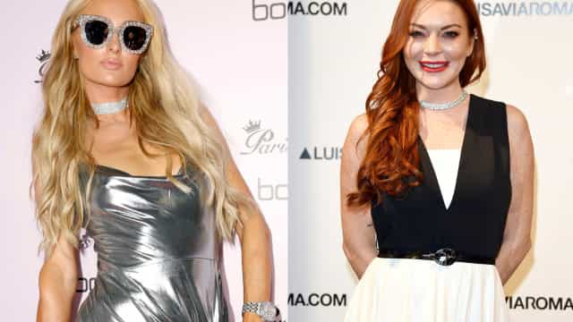 """Paris Hilton insiste: Lindsay Lohan é uma """"mentirosa compulsiva"""""""