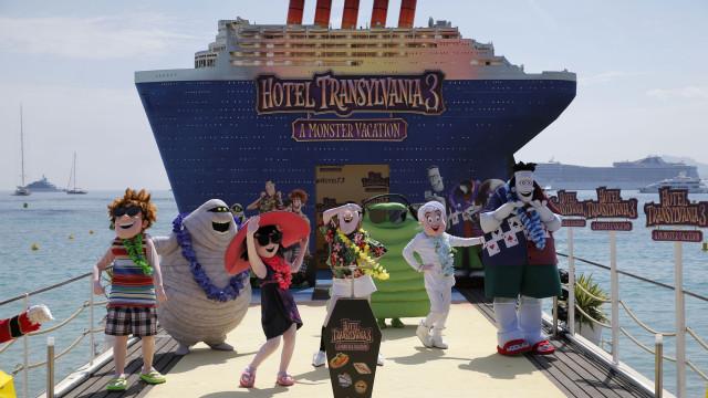 Julho fechou com 'Hotel Transylvania 3' na liderança do box-office
