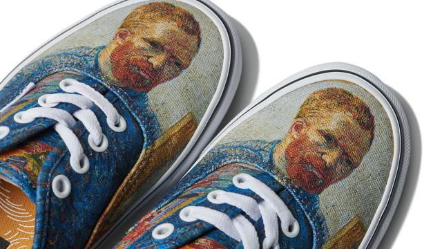 Vans junta-se ao Museu Van Gogh para colaboração exclusiva