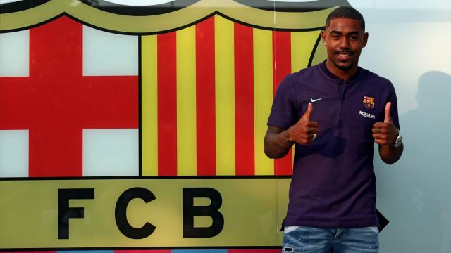 """Transferência de Malcom para o Barça foi """"vingança"""" de empresário"""