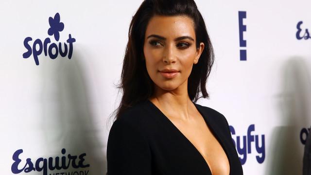 Kim Kardashian admite que não gosta do nome da filha mais nova
