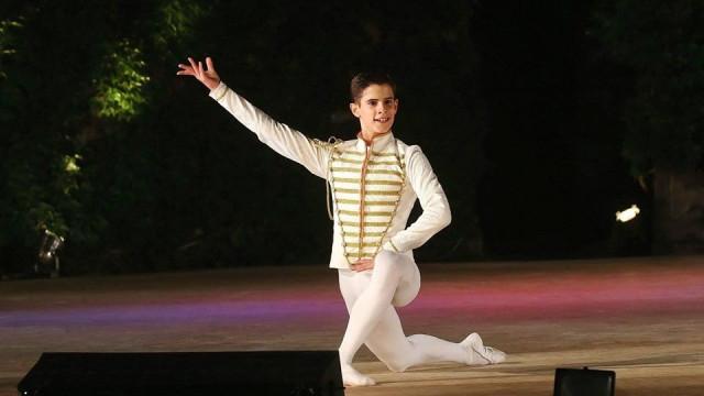 """Jovem de Leiria conquista ouro (e não só) nas """"olimpíadas da dança"""""""