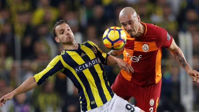 Imprensa turca aponta ex-dragão Maicon a Sporting e Sp. Braga
