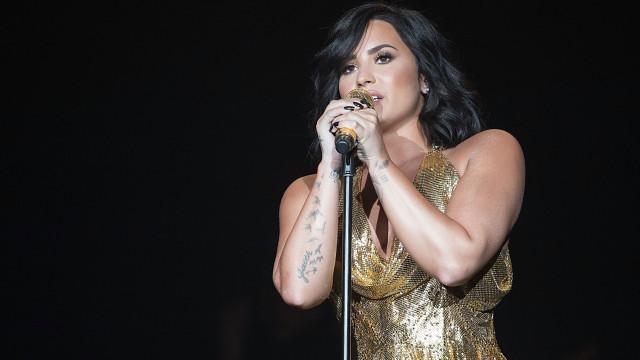 Na reabilitação, Demi Lovato tem contado com o apoio do 'ex'