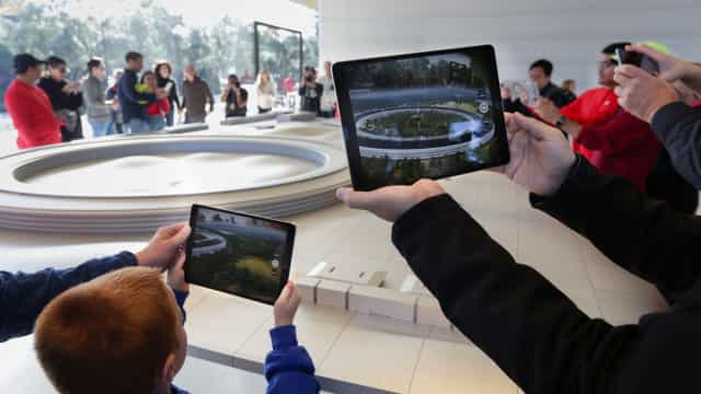 A grande novidade do novo iPad pode ter sido revelada antecipadamente