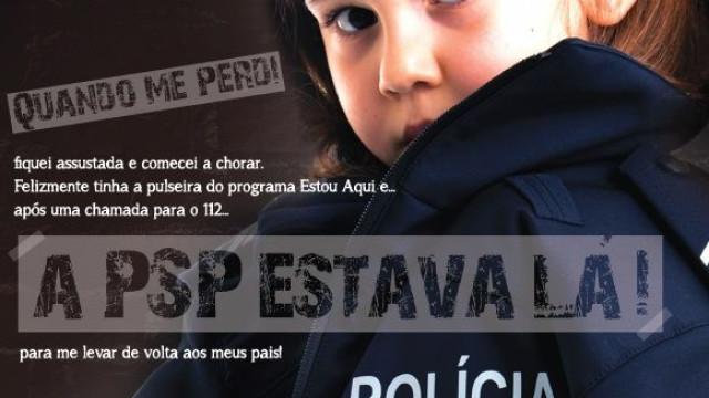 """""""A PSP estava lá"""", a campanha que o ensina a agir em diferentes situações"""