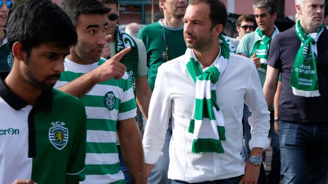 """Varandas formaliza candidatura: """"A minha equipa não dá hipóteses"""""""
