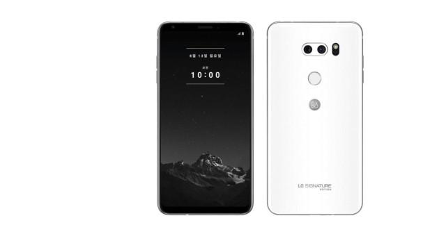 O novo LG é (provavelmente) o smartphone mais elegante que pode ter