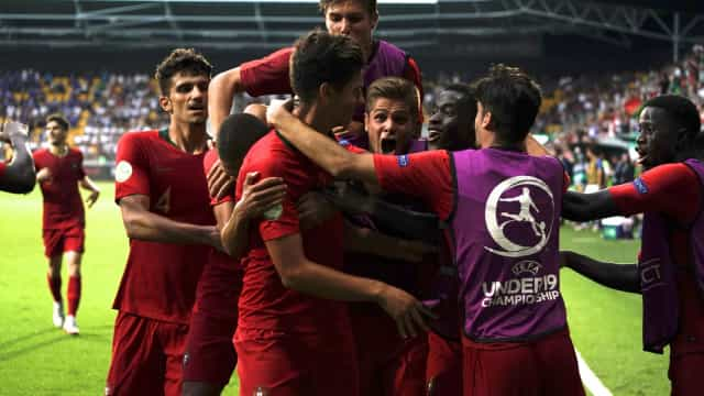 Campeões europeus de Sub-17 e sub-19: Só estes craques lusos conseguiram