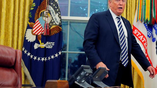 """""""Conluio não é crime"""", diz Trump no dia que Manafort começa a ser julgado"""