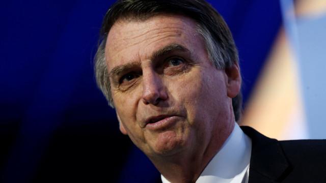 Bolsonaro confirma intenção de transferir embaixada em Israel
