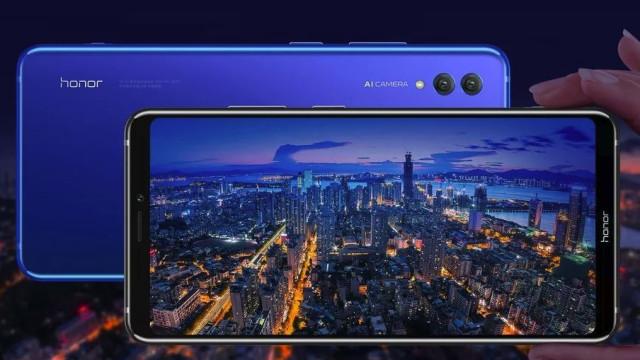 A Huawei anunciou um smartphone com sete polegadas