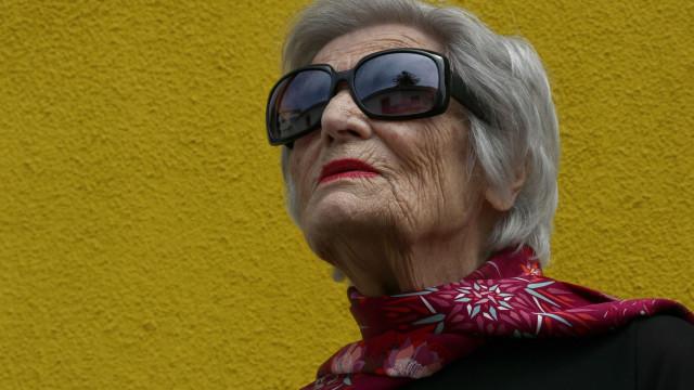 Morreu fadista Celeste Rodrigues. Tinha 95 anos