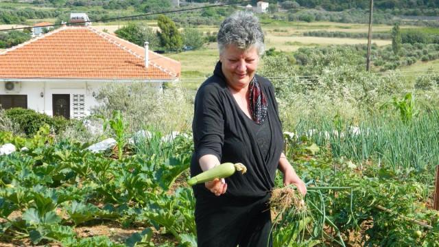 Mamma Maria, a mulher que ajuda os refugiados apesar das ameaças