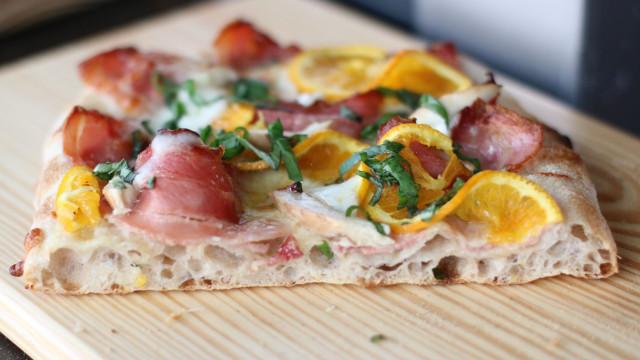 Quiosque Mercantina Pizza&Gelato: Pegar e levar, comer bem e na rua