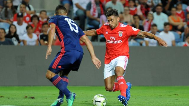 Desatenções tramaram a águia. Lyon leva a Eusébio Cup para França