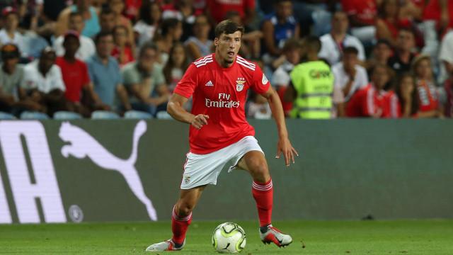 Renato Sanches 'encoraja' Rúben Dias a assinar pelo Lyon