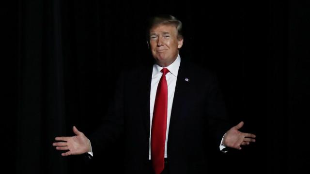 União Americana pelas Liberdades Civis processa Donald Trump