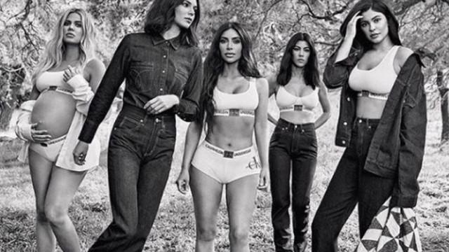 Photoshop falhado? Fãs implicam com campanha das irmãs Kardashian