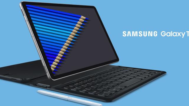 O Galaxy Tab S4 pode ser a alternativa ao iPad Pro de que estava à espera