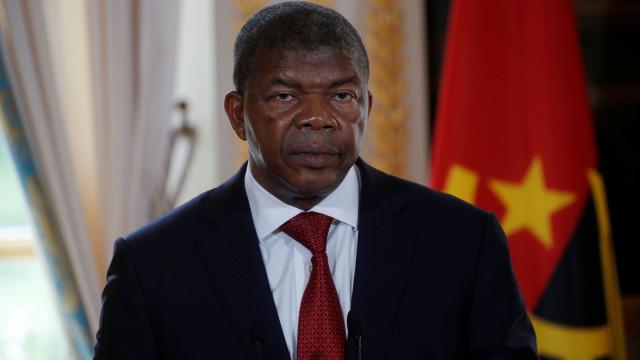 Presidente angolano envia mensagem de condolências a homólogo italiano